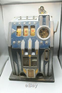 1936 In Jackpot Comet Machine Very Good Working