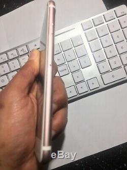 7 Rose Iphone 32gb Unlocked All Operators Very Good Hs