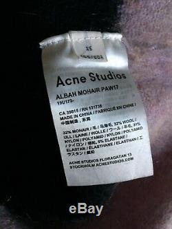 Acne Studios Albah Mohair Sweater Size Xs Very Good Condition