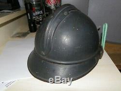 Adrian Artillery Helmet Ww1 Very Good Condition