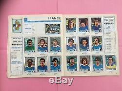 Album Panini Football Argentina 78 1978 In Very Good Condition & Complete