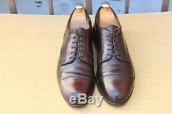 Alden Shoe Leather Shell Cordovan 8 / 41.5 Very Good Condition Men's Shoes