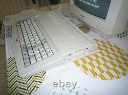 Amstrad Cpc 6128 Plus-complete New Belt-ecran Cm14- Very Good Condition - Game