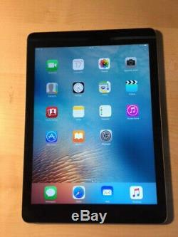 Apple Ipad Air 2 64-gb, Wi-fi + 4g A1567-mghx2nf / A-gray Sideral- Very Good Condition