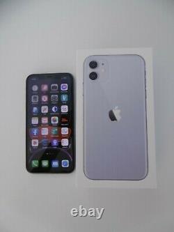 Apple Iphone 11 64gb Mauve Disimlocked Very Good Condition Guarantee