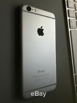 Apple Iphone 6 (2014) 64 GB Gray Sidereal Very Good Condition (battery 86%)