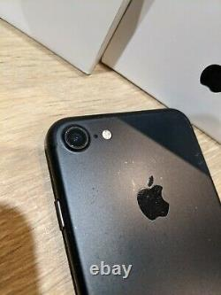 Apple Iphone 8 128 GB Black Touch Id-debloqed (very Good Condition)