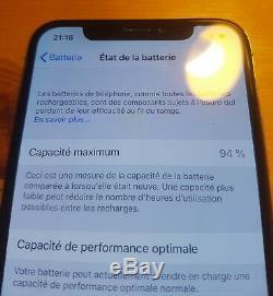 Apple Iphone X 256gb Black Very Good Condition. Unlocked. Warranty 1 Year + Accessories