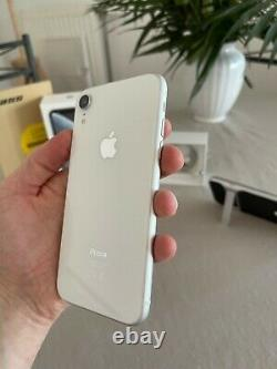 Apple Iphone Xr 128 Go White Very Good Condition