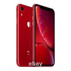 Apple Iphone Xr 128gb (product)red Reconditioned Very Good Condition