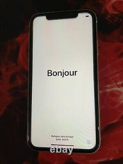 Apple Iphone Xr 64 GB White (unlocked) A2105 In Very Good Condition