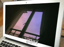 Apple Macbook Air 13.3 I5 1.8ghz 4gb 256gb Ssd Very Good + Case Thule