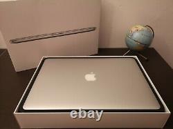 Apple Macbook Pro 15 Retina 2015 A1398 16g 256g Ssd I7 Very Good Condition