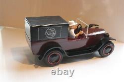 Aroutcheff Tintin Hergé Aroutcheff Car Delivery Year 86 Very Good Condition Rare