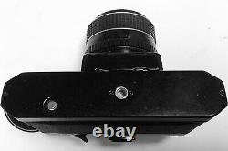 Asahi Pentax Es II Takumar F1,4-50mm Plug M42 + Tp + Leather Bag Very Good