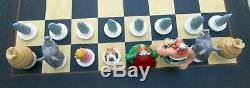 Asterix Chess Game Pixi D With Certificate Sign Uderzo 1991 Very Good Condition