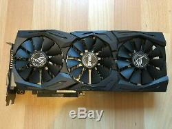 Asus Rog Strix Gtx 1080ti 11gb Very Good Condition In Its Original Box