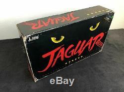 Atari Jaguar Console Pal Very Good