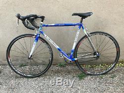 Bike Race Colnago Tecnos 2000 Clover Tubes, Very Good Condition