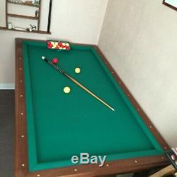Billiard French Very Good Condition With Accessories