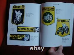 Book Enamelled Plates Of Our Garages, Bruno Rihet, Very Good General Condition