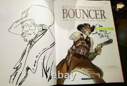 Boucq Bouncer Tome 1 E. O Very Good President Jodorowsky
