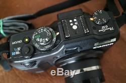 Box Full Canon Powershot G12 Series Pro In Very Good Condition + 16gb Sdhc Card