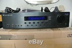 Cambridge Audio Azur 351 R Av Amp Black 5.1 Very Good Condition With Remote Control