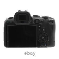 Canon Eos R6 Black (very Good Condition)