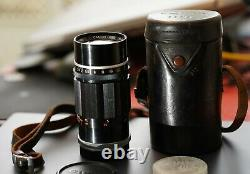 Canon Ltm 135mm 3.5 M39 Very Good State