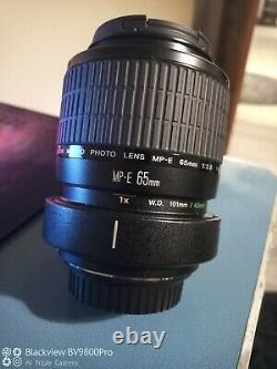 Canon Mp-e 65 (macro) Very Good Condition