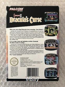 Castlevania III Draculas Curse / Nintendo Nes / GB Complete Very Good Condition