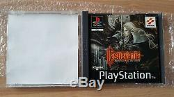 Castlevania Symphony Of The Night Playstation 1 Ps1 Pal Fr Very Good
