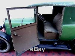 Citroen B14 Electric Toy 1 / 15th Sheet Very Good Condition Original Icj Ehd Cr Jrd