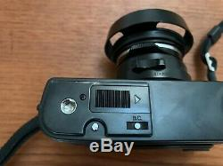 Cle Minolta 35mm Voigtlander Nokton + M 40mm F / 1.4 Very Good Condition