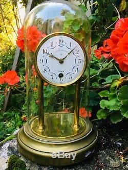 Clock 400 Days Claude Grivolas Very Good Condition