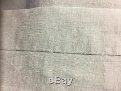 Cloth Linen Embroidered Scalloped Former Great State Monogram Cf