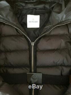 Coat Parka Jacket Women Moncler Size 1 Very Good Condition