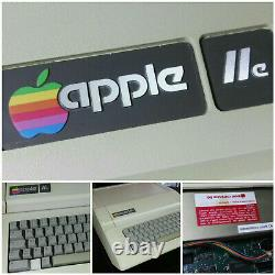 Collection Apple Iie 2nd Very Good Etat (revised Machine)