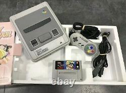 Console Super Nintendo Snes Pack Sailor Moon / Custom Pack / Very Good Condition