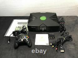 Console Xbox Pack Farcry Instincts Pal Very Good Condition