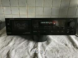 Denon Dr-m30 Hx Vintage Platinum Cassette In Very Good Condition