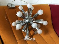 Design - Sputnik Pendant Chandelier - Very Good Condition