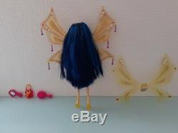 Doll Winx Enchantix Musa Very Rare 2004 In Very Good Condition With Accessories