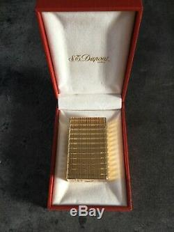 Dupont Lighter Very Good With His Écrin