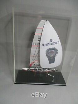 Dv8891 Model Boat Alinghi Sui-91 Audemars Piguet Ap Very Good Condition