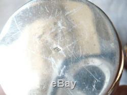 Egoiste Service 3 Pieces Sterling Silver Poincon Minerva Very Good Condition