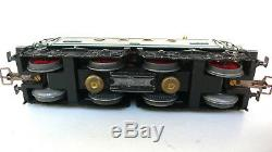 Ehd O Locomotive Bb 8100 Electric Lg 27 CM Very Good 1952 Not Tested