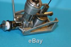 Engine Plane Stab 2,27cc Switch 2 ° Model 1940 Very Good State Engine