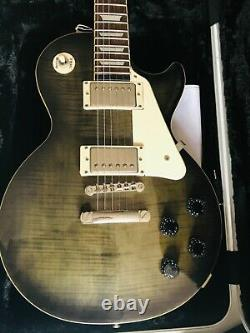 Epiphone Guitar Les Paul 3 In Very Good Condition, Green
